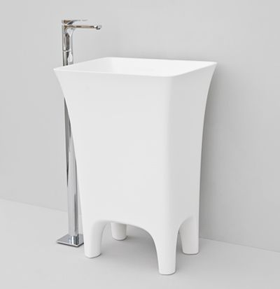 The.Artceram, Cow, design Meneghello Paolelli Associati. #Bathroom freestanding washbasin