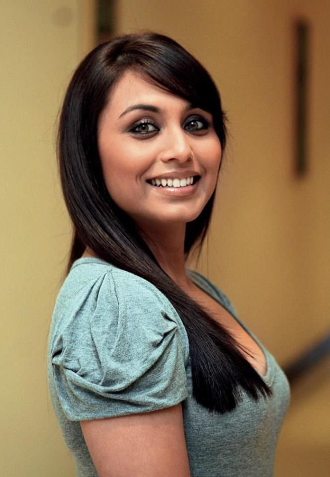 Bollywood Actress Rani Mukerji | Veethi