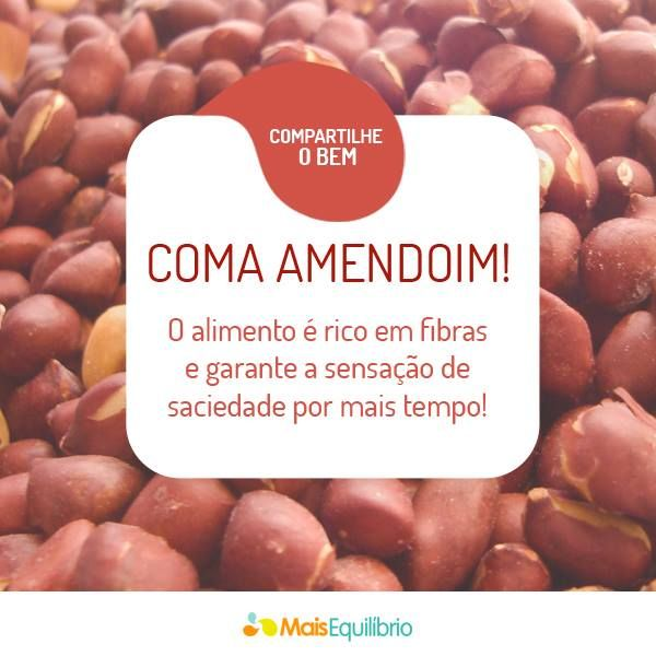 Mais dicas nutricionais em http://maisequilibrio.com.br/nutricao/