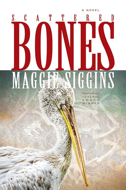 Scattered Bones by Maggie Siggins.   Scattered Bones is a story of the complicated, fragile and sometimes fatal relations between Indigenous people and settlers in Northern Saskatchewan in the 1920s. Indigenous spiritual traditions are beginning to cross paths with the construction of a residential school, and ancient acts of violent vengeance are shaping the trajectory of events in the town 200 years later.