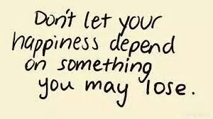 Be happy with you first xxx