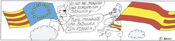 Los asesores de Mas concluyen que la UE acabará aceptando el ingreso de Cataluña | Política | EL PAÍS