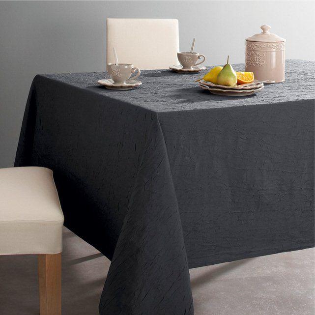 FROISSÉE Crinkle-Look Tablecloth