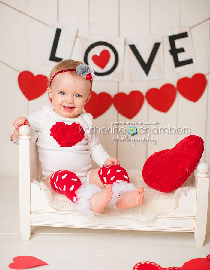 I Canu0027t Believe Miss Presley Turned One Last Month! Find This Pin And More  On Valentineu0027s Shoot Ideas ...
