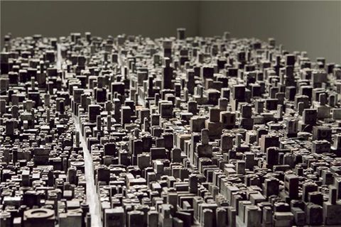 It's a metal type cityscape.   I in so much awe right now!