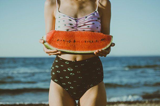 """MARSHMALLOW"" swimsuit by Karavan Clothing. //photo @marielleko   #karavanclothing"