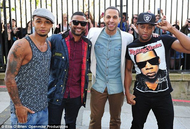 JLS- Never forgotten in our hearts <3 My favorite British boy band