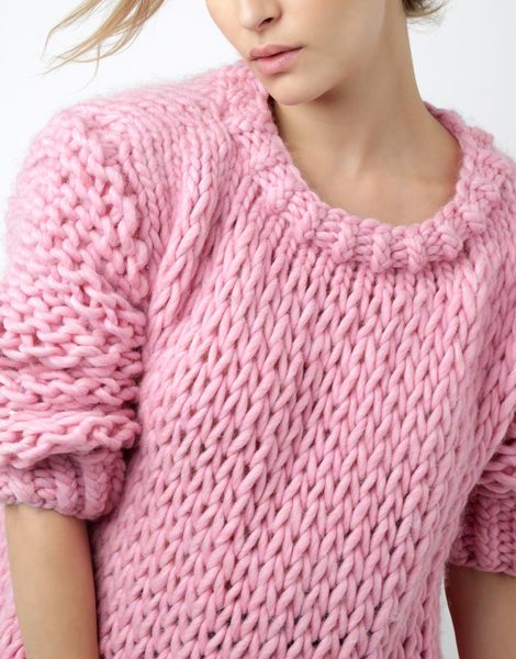 Buy Wool And The Gang Women's Pink Wonderwool Sweater, starting at €261. Similar products also available. SALE now on!