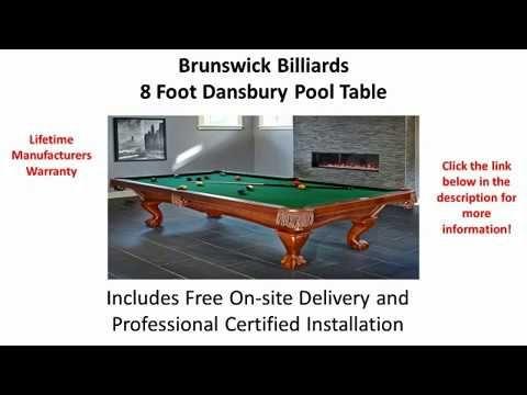 Man Cave Wish List! A Regulation size Brunswick Billiards Pool Table!