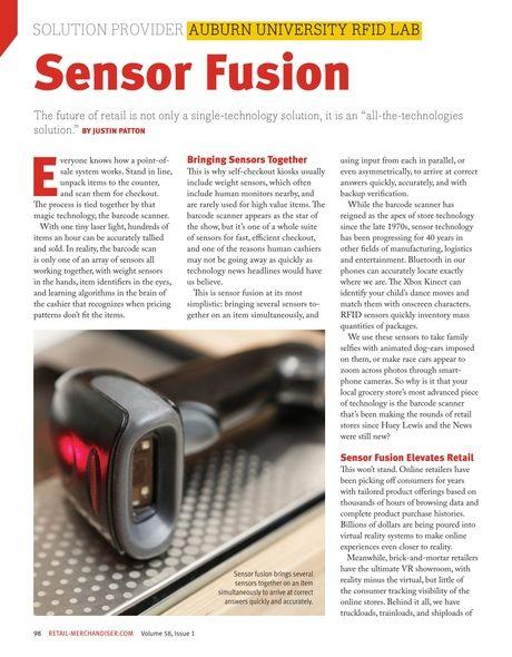 Sensor Fusion.