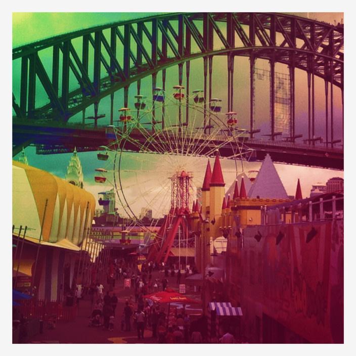 Luna Park Sydney, Milsons Point NSW