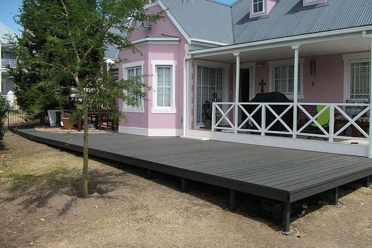 4 Everdeck Charcoal Grey Composite