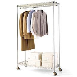1000 ideas about heavy duty clothes rack on pinterest affordable bedding clothes racks and - Carrello porta abiti ikea ...