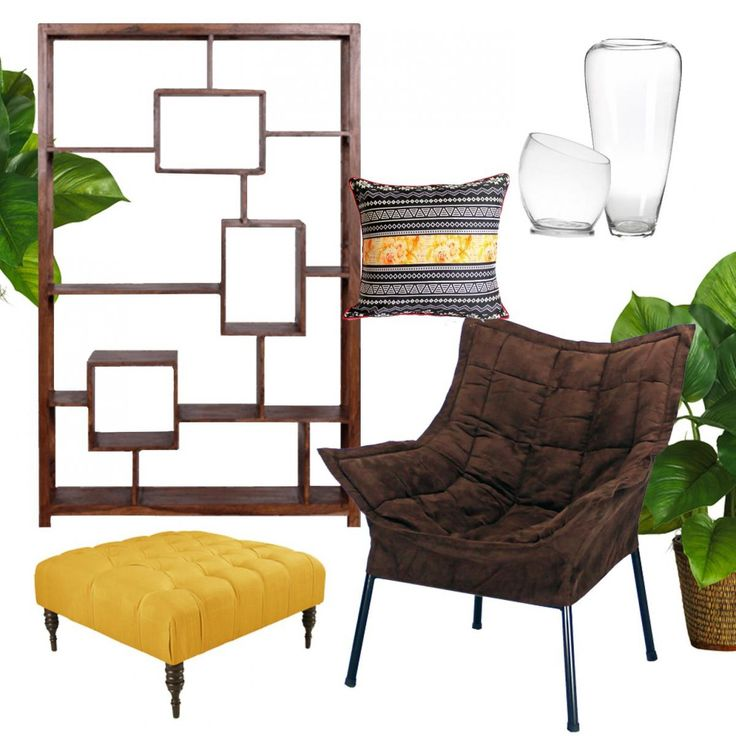 Nature inspired furniture - Rio inspired interiors with Discern Living  Readmore on our blog!  #discernliving