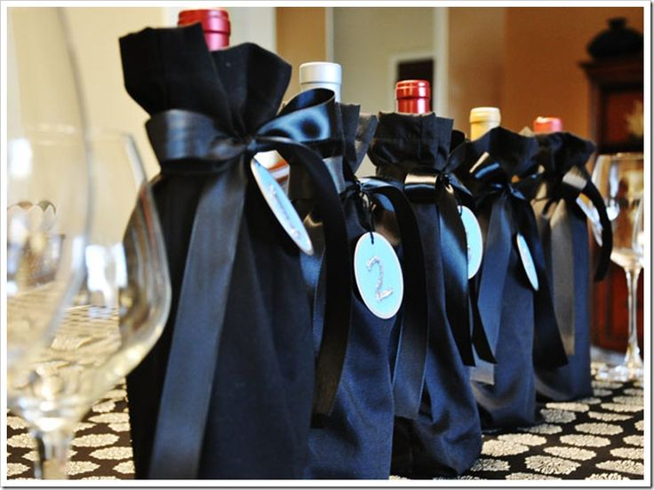 How to Host a Blind Wine Tasting - includes downloadable form for rating the wines