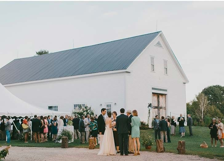 Shady Lane Farm New Gloucester Maine United States Venue Report Maine Wedding Venues Venues Barn Wedding Venue