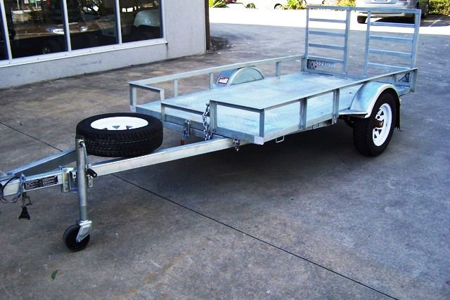 Brand new fully galvanized tilt trailer to suit any standard 2 seater golf cart. Description from qldgolfcarts.com.au. I searched for this on bing.com/images