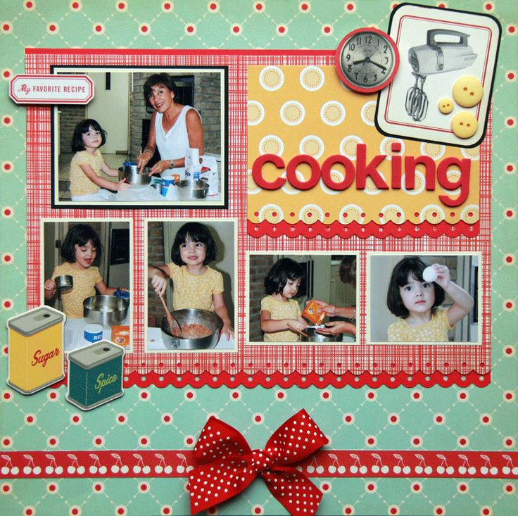 1000+ Images About Scrapbooking-Vintage Layouts On