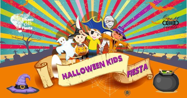 Halloween Party for Kids  30.10 -  01.11.2015