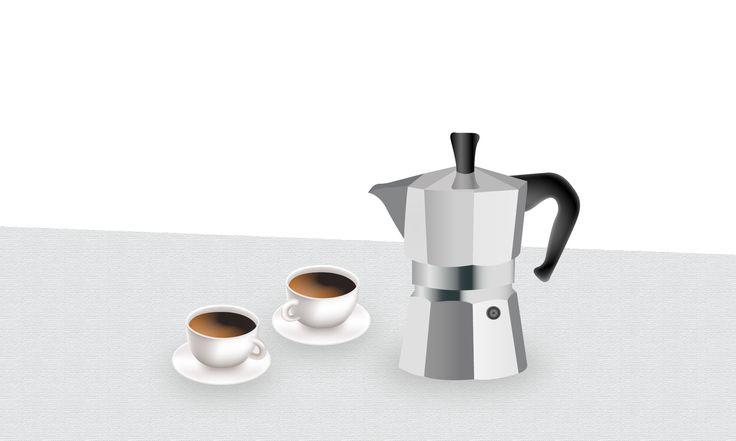 Espresso kande – Karoline Sofie | Mediegrafiker
