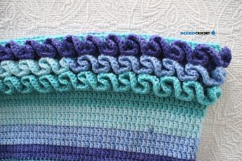 Crochet Mermaid Tail Blanket / Snuggy / Bag - Infant to Adult Sizes - FREE CROCHET PATTERN - By: B. Hooked Crochet