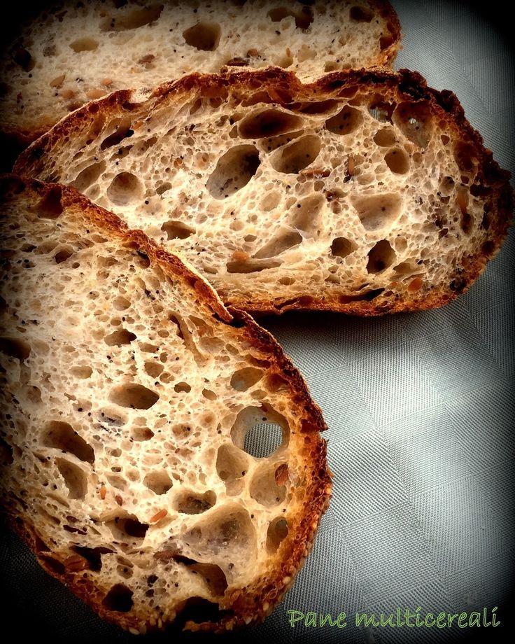 Pane ai multicereali