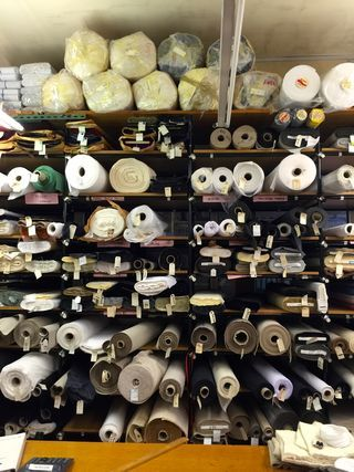 Fabric Shopping in Paris Guide