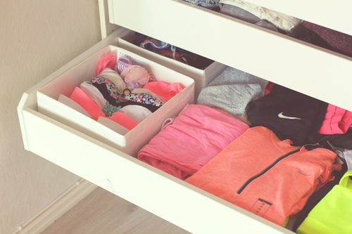 drawer organization~ oh how I need this