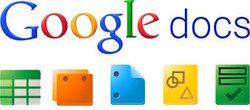 Τα Google Docs είναι μια εφαρμογή της Google, που επιτρέπει στους χρήστες της να δημιουργούν online έγγραφα, όπως έγγραφα κειμένου και υπολογιστικά φύλλα, παρουσιάσεις και έγγραφα ζωγραφικής. Η πιο ενδιαφέρουσα επιλογή είναι η δημιουργία φόρμας (ερωτηματολογίου) Δείτε πώς μπορεί να χρησιμοποιηθεί στην εκπαιδευτική διαδικασία στο http://neestexnologies.weebly.com/