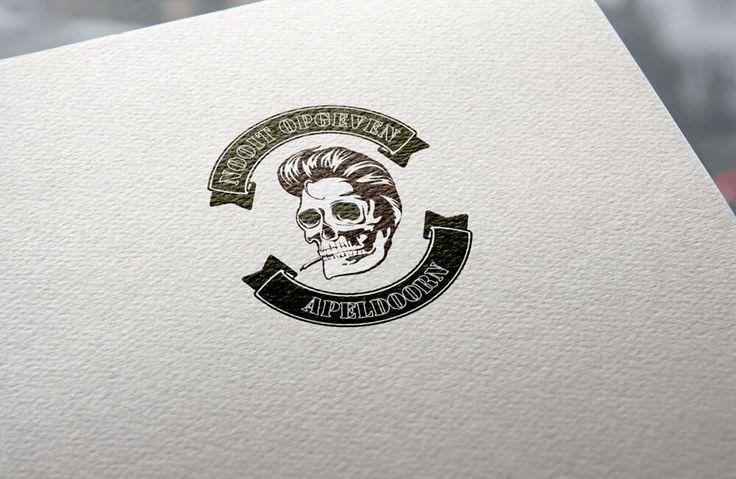Logo Ontwerp Team nooit opgeven