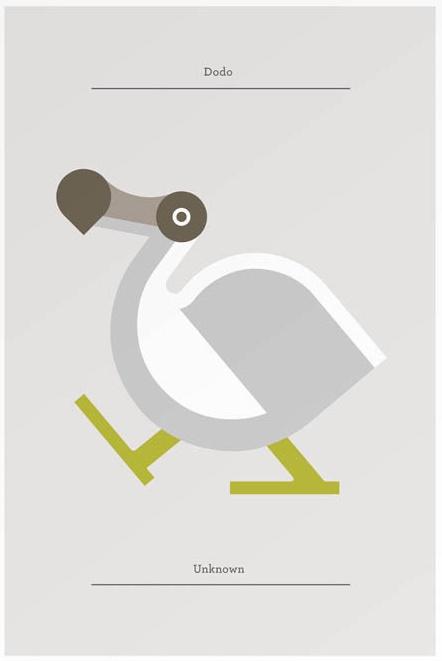 the Dodo, by Josh Brill