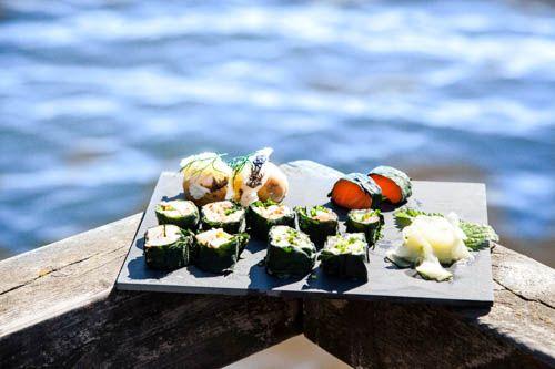 Fushi-Finnish Sushi Made in Finland