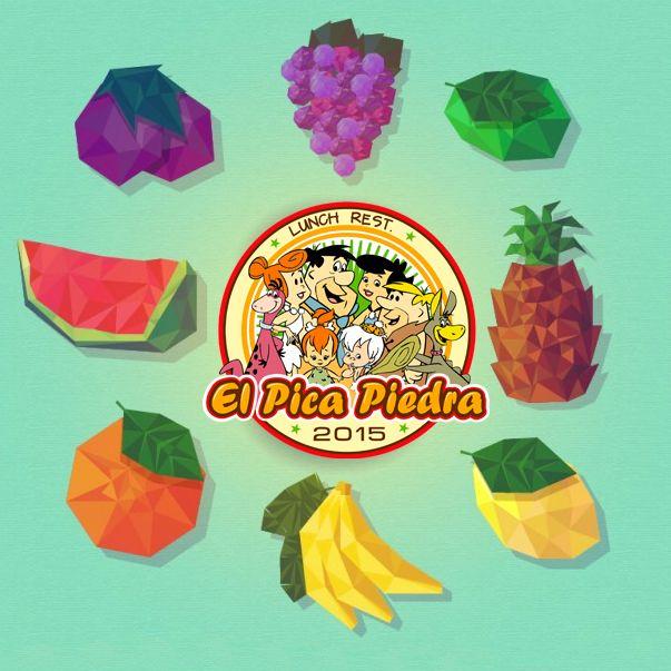 Como las veas, tenemos gran variedad sólo para ti!! Ven y degusta nuestro Plato de Roca Frutas y llénate de #RocaSaborNatural #Yabbadabbadooo2016