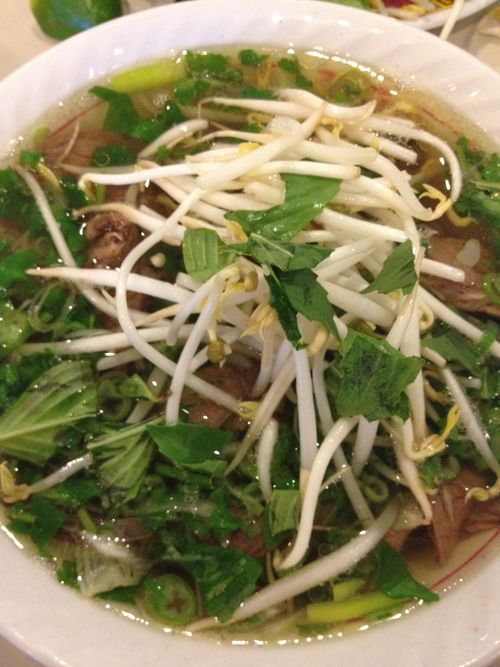 Pho 75 is one of the best pho places in the D.C Area and its in Rosslyn!