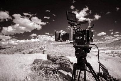 Impresionante video time-lapse de paisajes realizado con luz infrarroja
