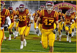 Iowa State University Athletics Official Web Site - www.CYCLONES.com - The home of Iowa State Cyclone Sports #CycloneFBCountdown