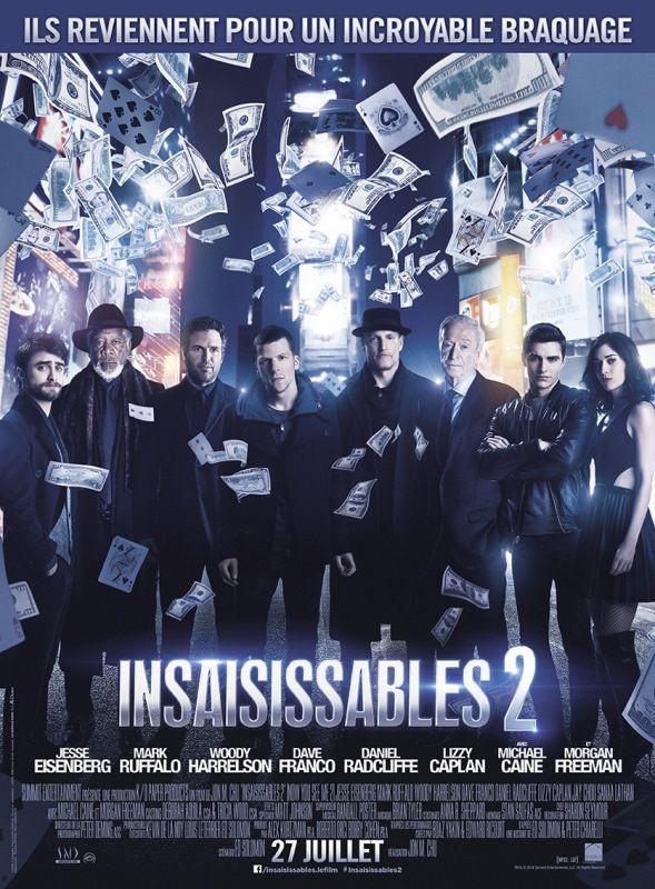 SallesObscures.com - Concours Insaisissables 2: Gagnez vos places de cinéma - Concours cinéma et gros plans - cinéma et DVD