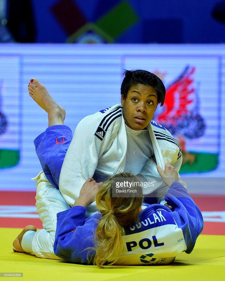 Nekoda Smythe-Davis - Judo.