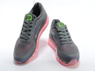 Nike Lunar Forever gris vert 42,5
