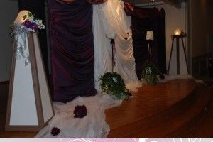 Backdrops | Event and wedding decorator in Kitchener Waterloo