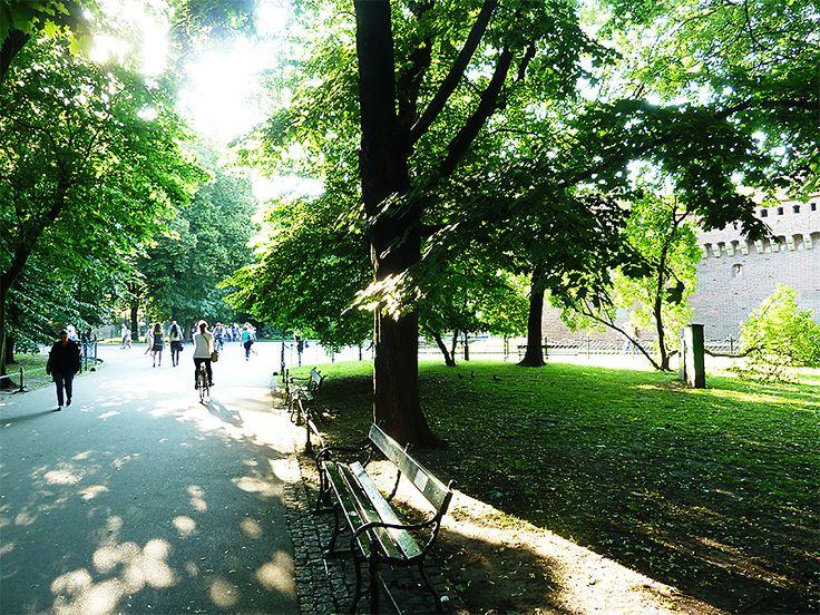 Krakauer Planty-Park