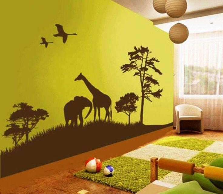 33 best Tween animal bedroom images on Pinterest | Child room, Girls ...