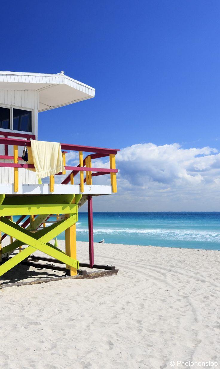 Les plages de la Gold Coast, Miami