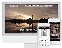 Veiled Rose Ecommerce Website & App - Case Study