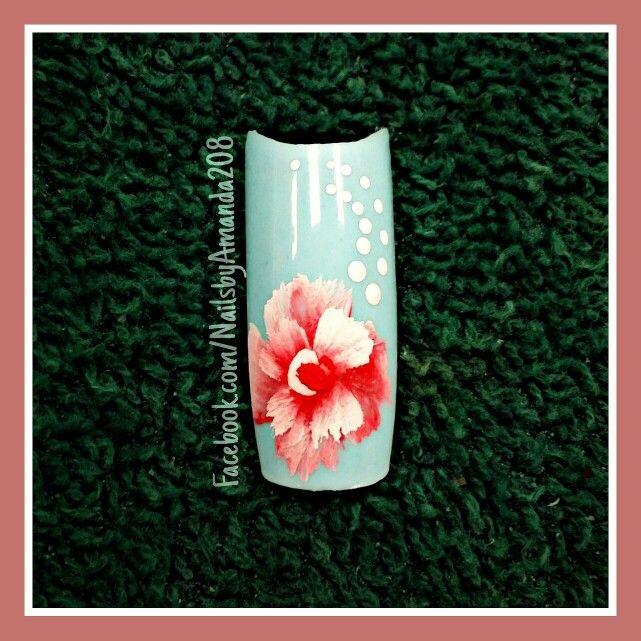 89 best Nails by Amanda images on Pinterest | Amanda, Blue and ...