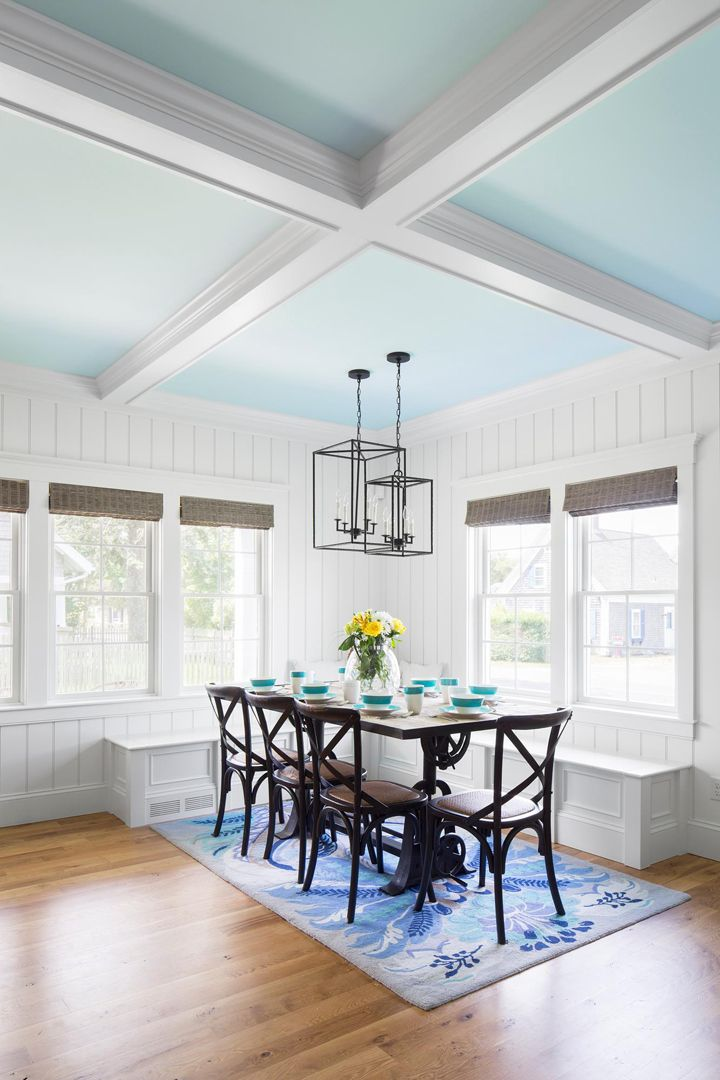 Painted Dining Table And Chairs Colors