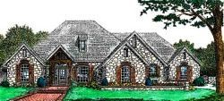 The Unique #EnglishCountry #houseplan is generally accepted as a large house or mansion, although Monster House Plans has a solid selection of moderately sized English Country house plans for you to choose from. The country houses of England have evolved over the last 500 years.