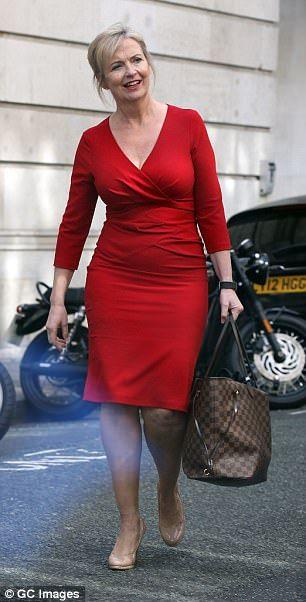 Online trolls claim to have 'explicit, close-up' photos of BBC presenter Carol Kirkwood, p...