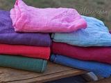 Tücher in allen Farben, die simplicol zu bieten hat