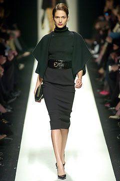 Céline Fall 2004 Ready-to-Wear Fashion Show - Lindsay Frimodt